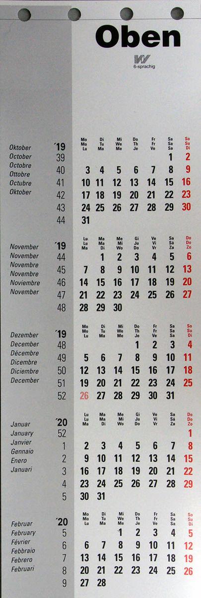 Calendario Trimestrale 2020.Ricarica Calendario Per Calendario Da Tavolo Trimestrale 2020